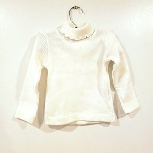 NWT Blouse Kit Girls Tops Size 2, 3, 5 & 6 White